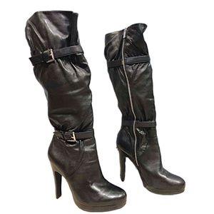 Michael KORS knee high Veronica boots